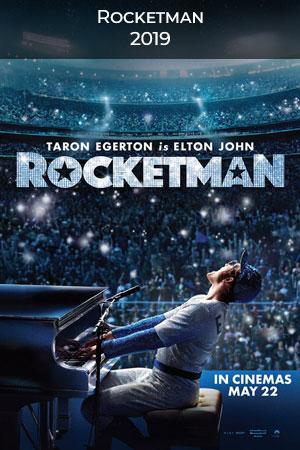 Rocket Man poster